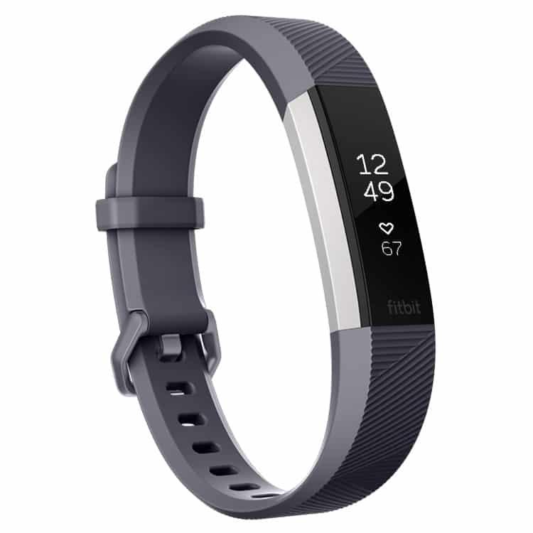 Fitbit Alta HR Classic Gray