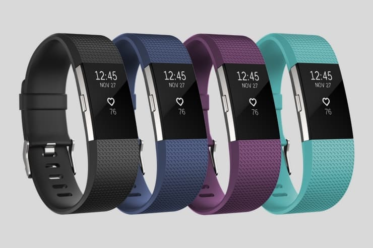 Fitbit Charge 2 Lineup