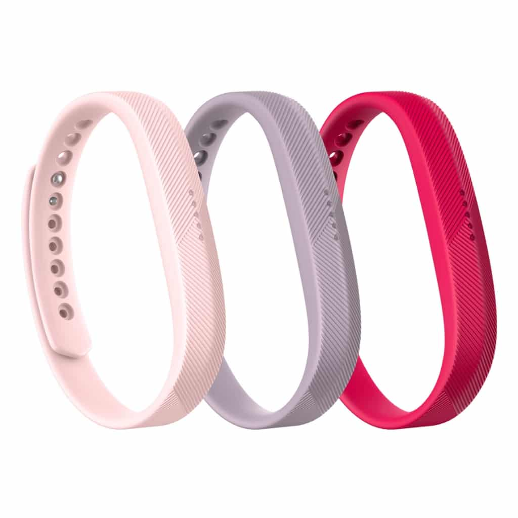 Fitbit Flex 2 Pink Pack of 3