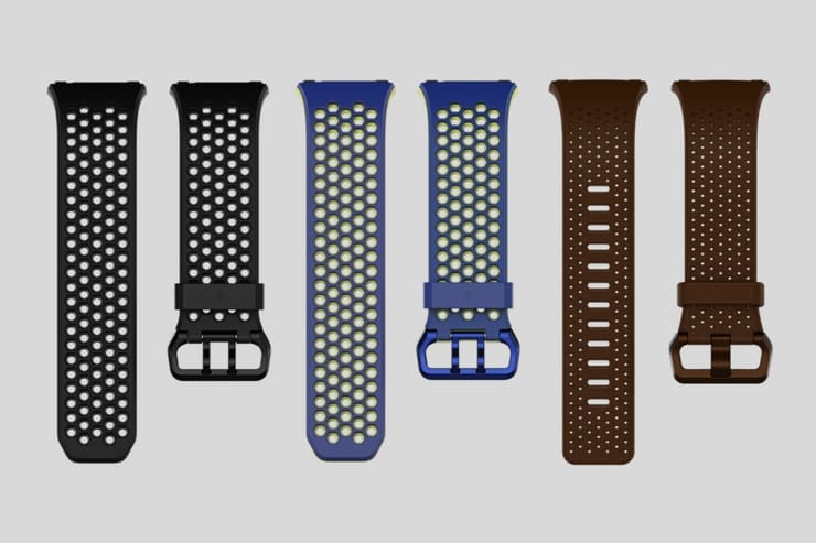 Fitbit Ionic Bands Lineup