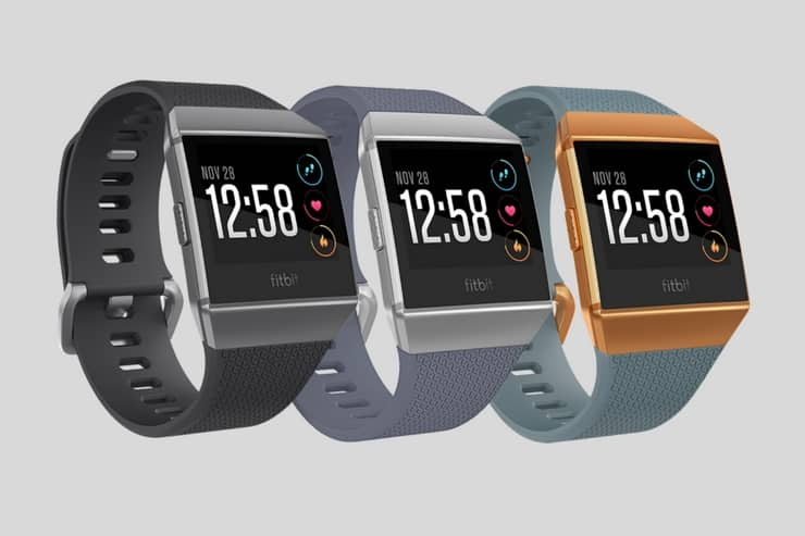 Fitbit Ionic Lineup