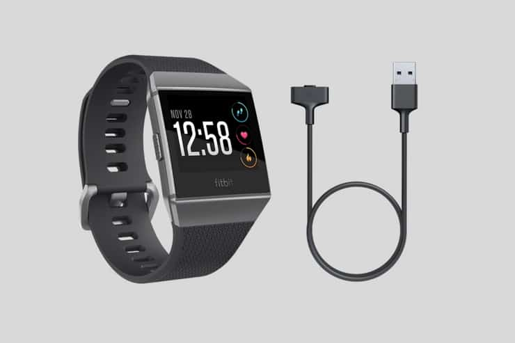 How to Charge Fitbit Ionic