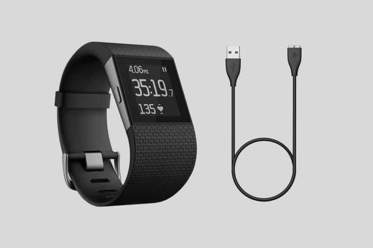 How to Charge Fitbit Surge