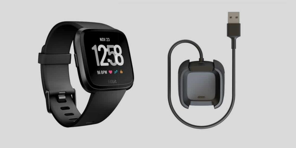 How to Charge Fitbit Versa