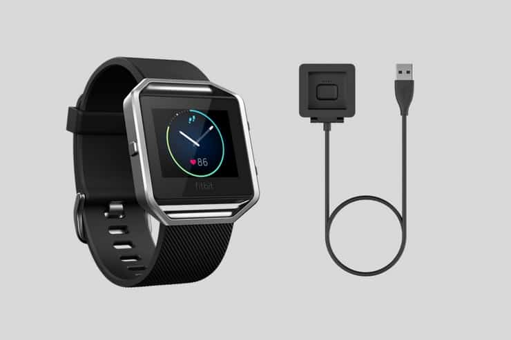 How to Charge Fitbit Blaze