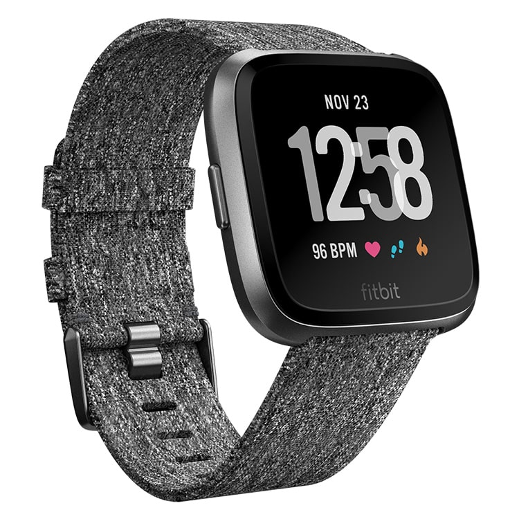 Fitbit Versa Charcoal