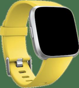 Fitbit Versa Classic Band Sunshine
