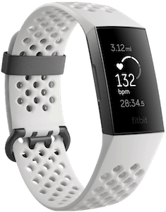 Fitbit Charge 3 Special Edition Sport White