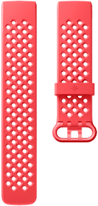 Fitbit Charge 3 Sport Band Scarlet
