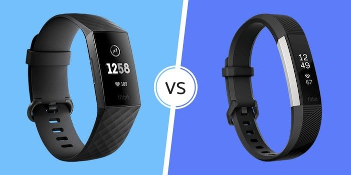 Fitbit Charge 3 vs Alta HR - Wearable Whisperer