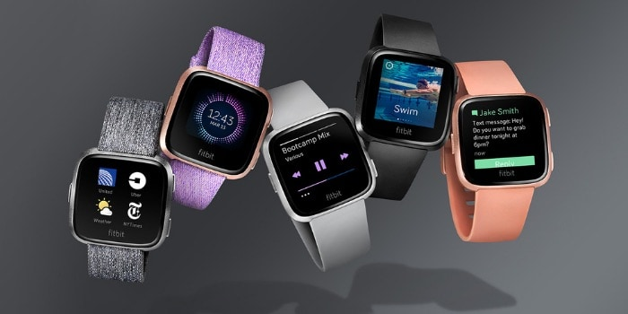 Fitbit Versa Black Friday Deals 2018