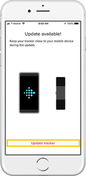 How to set up Fitbit Charge 3 iPhone Update