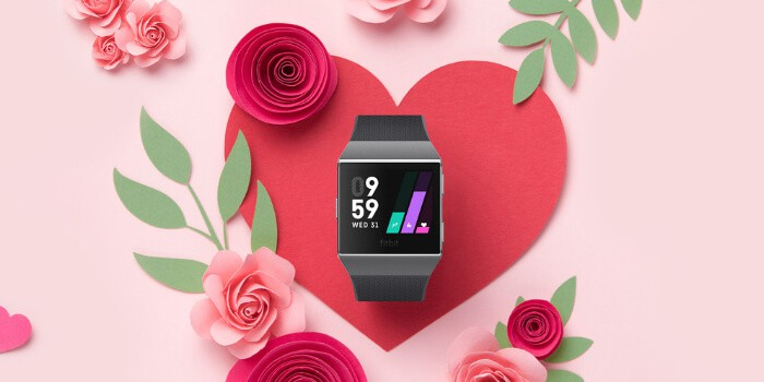 Fitbit Valentines Sale