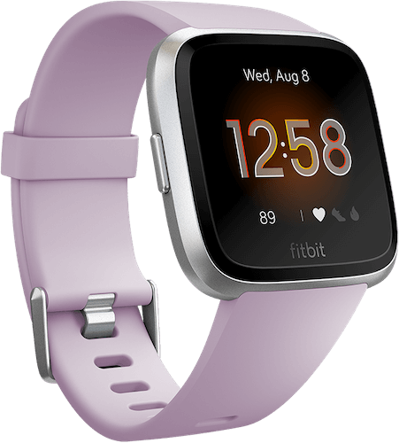 Fitbit Versa Lite Edition Lilac
