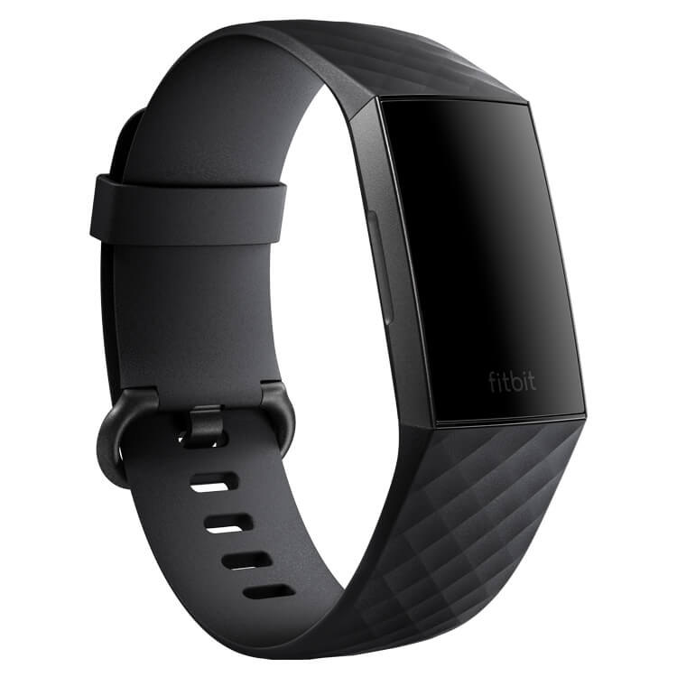 Fitbit Charge 3 Classic Band Black