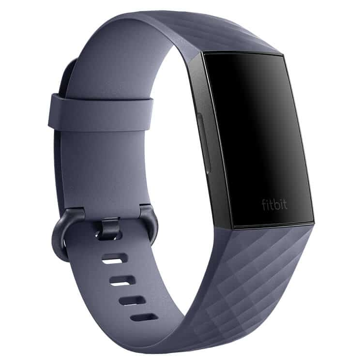 Fitbit Charge 3 Classic Band Blue Gray