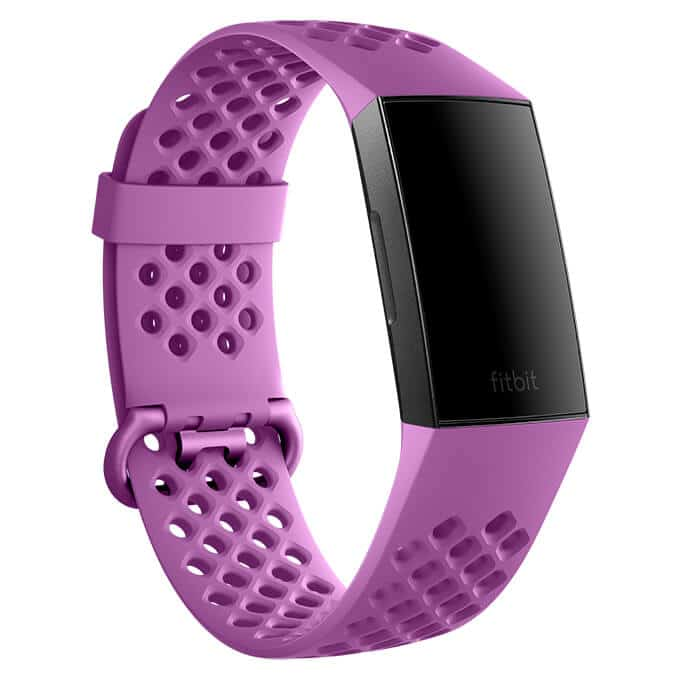 Fitbit Charge 3 Sport Band Berry