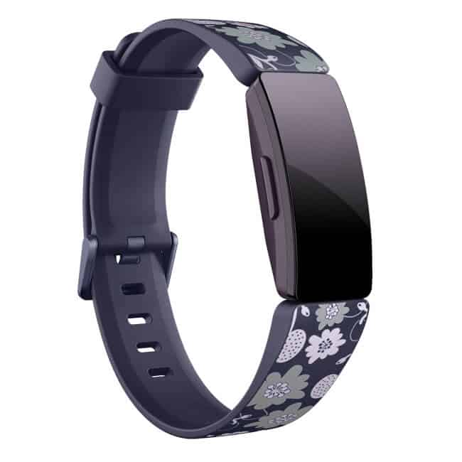Fitbit Inspire Print Band Bloom
