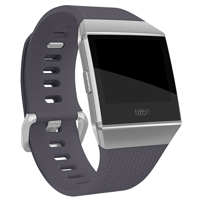 Fitbit Ionic Classic Band Blue Gray