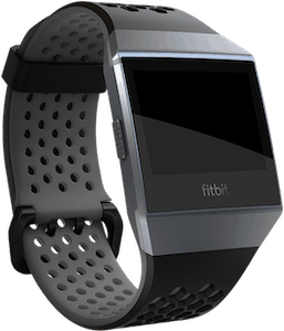 Fitbit Ionic Sport Band Black Charcoal