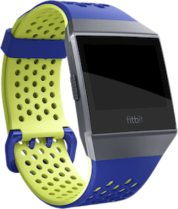 Fitbit Ionic Sport Band Cobalt Lime
