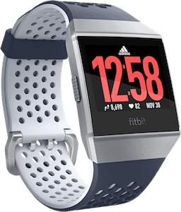 Fitbit Ionic Sport Band Ink Blue Ice Gray