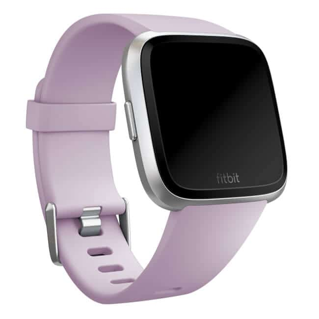 Fitbit Versa Classic Band Lilac