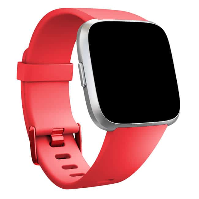 Fitbit Versa Classic Band Scarlet