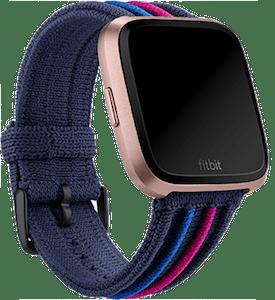 Fitbit Versa Rib Knit Band Multi