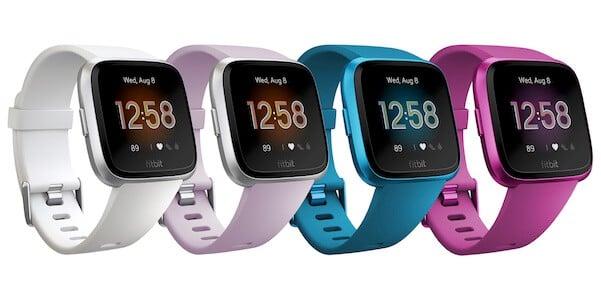 Fitbit Versa Lite Edition Family
