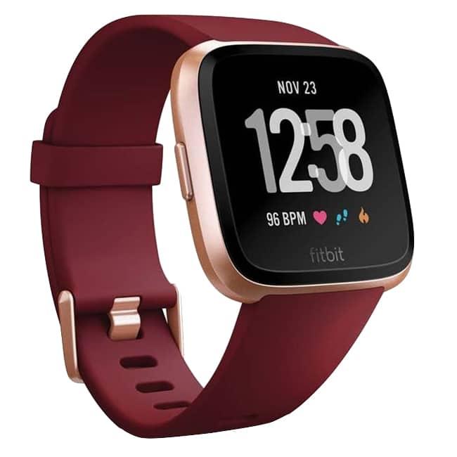 Fitbit Versa Ruby