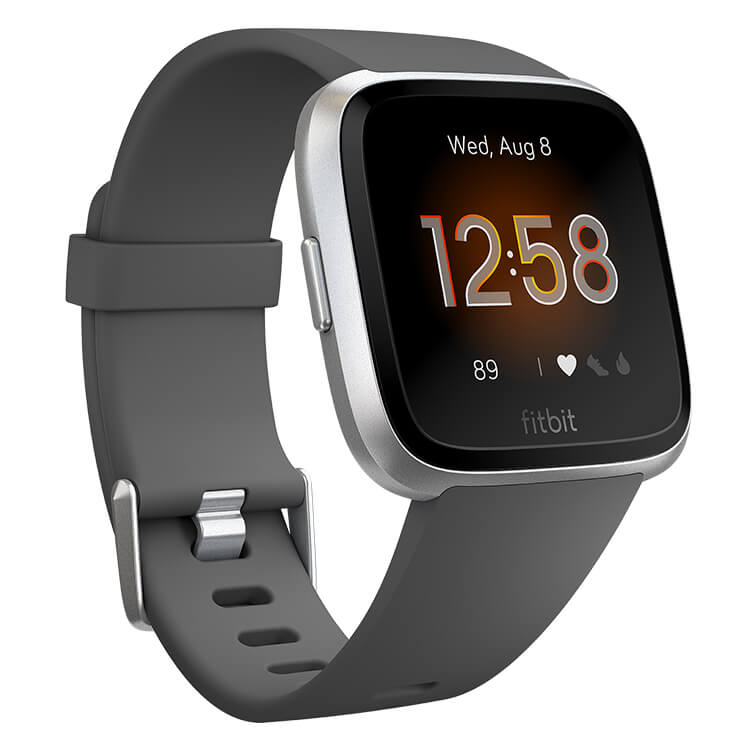 Fitbit Versa Lite Edition Charcoal