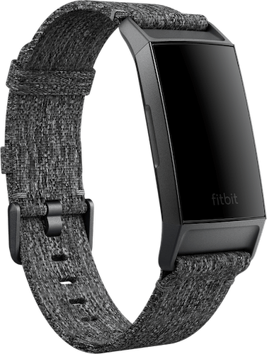 Fitbit Charge 3 Band Woven Charcoal