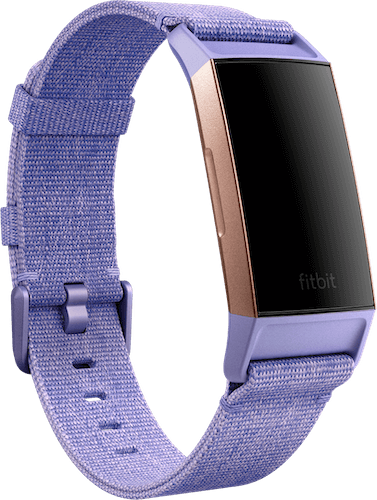 Fitbit Charge 3 Band Woven Periwinkle