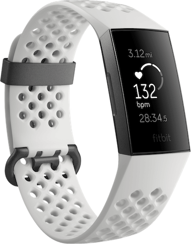 Fitbit Charge 3 Special Edition Frost White
