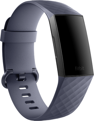 Fitbit Charge 4 Band Classic Blue Gray