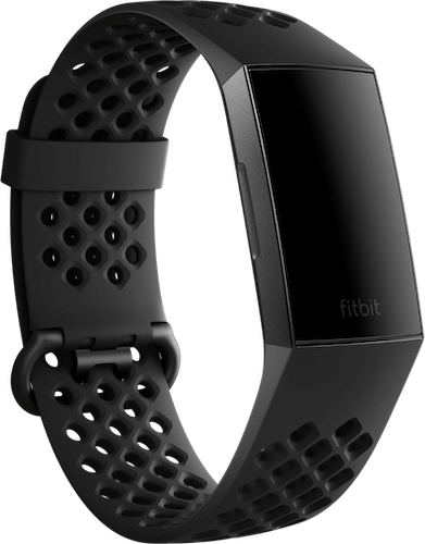Fitbit Charge 4 Band Sport Black