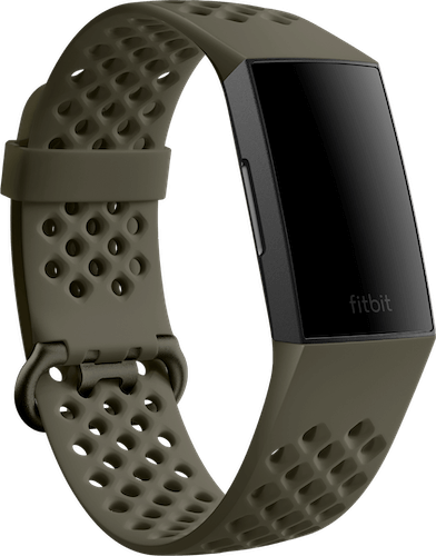 Fitbit Charge 4 Band Sport Evergreen