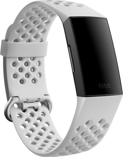 Fitbit Charge 4 Band Sport Frost White