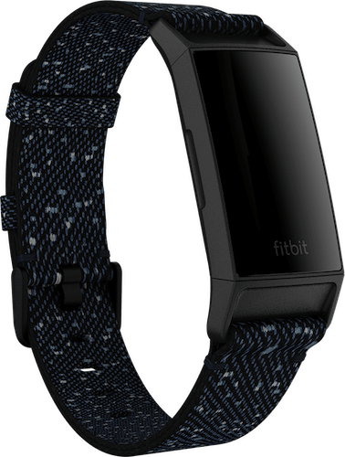 Fitbit Charge 4 Band Woven Midnight