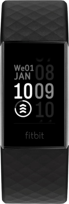 Fitbit Charge 4 Clock Face M-Tumbler