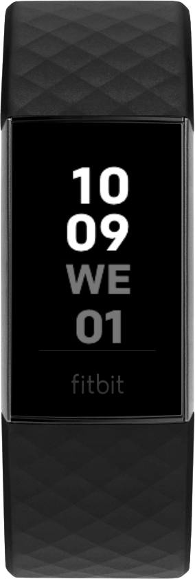 Fitbit Charge 4 Clock Face Stacked