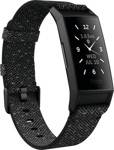 Fitbit Charge 4 Special Edition Granite Woven