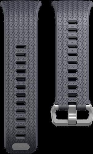 Fitbit Ionic Band Classic Blue Gray Flat