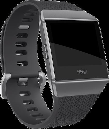 Fitbit Ionic Band Classic Charcoal