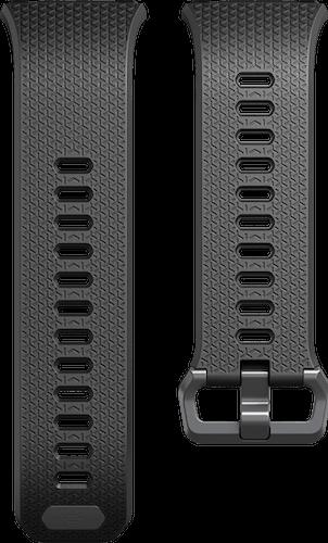 Fitbit Ionic Band Classic Charcoal Flat