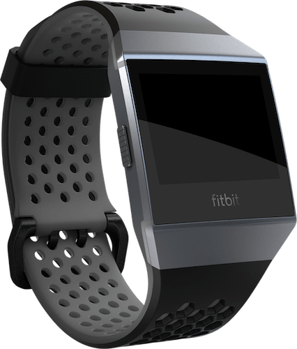 Fitbit Ionic Band Sport Black Charcoal