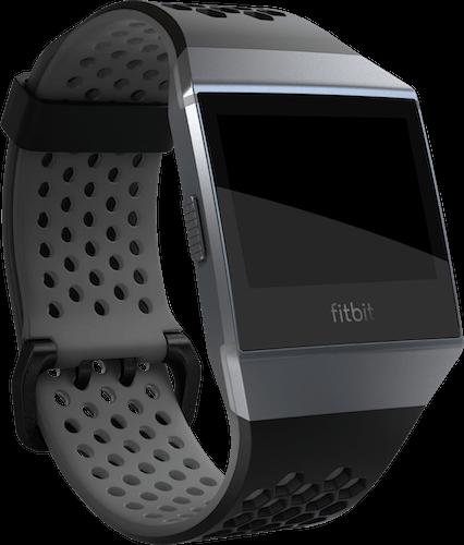 Fitbit Ionic Band Sport Black Charcoal