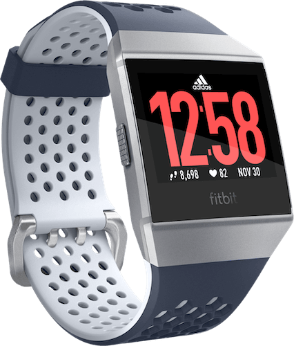 Fitbit Ionic Band Sport Ink Blue Ice Gray