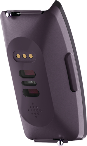 Fitbit Inspire HR Lilac Back